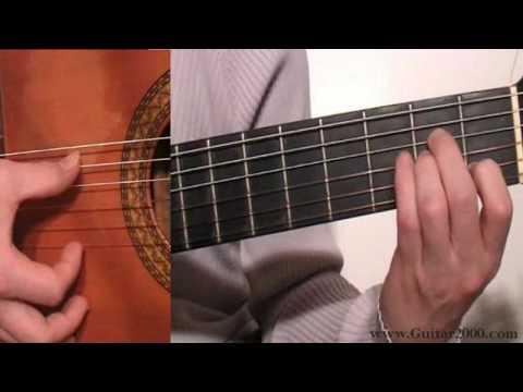 Curso de Guitarra Acustica