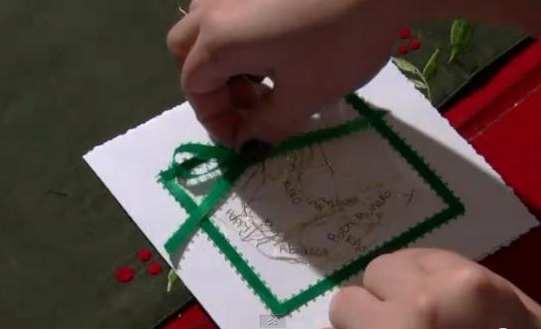 C mo hacer tarjetas de navidad a mano cursos gratis full - Como hacer tarjetas navidenas a mano ...