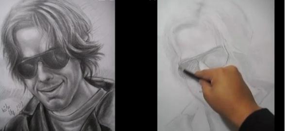 Curso técnicas de dibujo