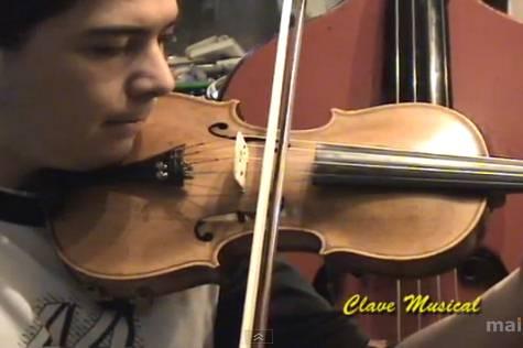 Curso de violín gratis