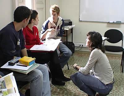 Curso de pedagogía para profesionales