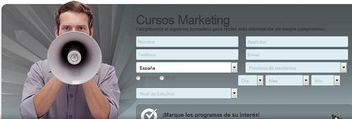 Cursos marketing online para madrid y toda espa a cursos - Curso de cocina madrid principiantes ...