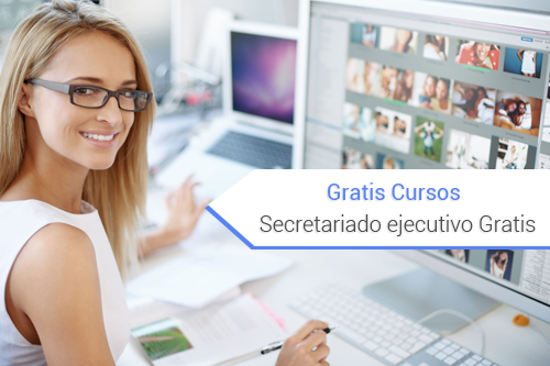 Secretariado ejecutivo Gratis